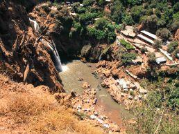 Ouzoud falls, by Guille Álvarez