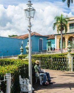Siesta Trinidad Cuba
