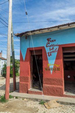 Bar en Trinidad, Cuba